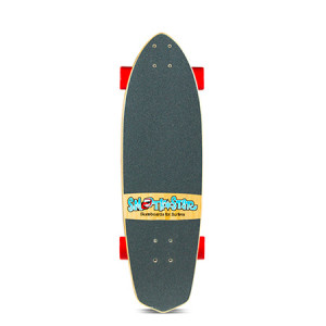 Barracuda Blue | SmoothStar Surf Skateboards