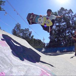 Filipe Holy Toledo | SmoothStar Skateboards for Surfers