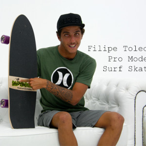 Filipe Holy Toledo | SmoothStar Skateboards for Surfers
