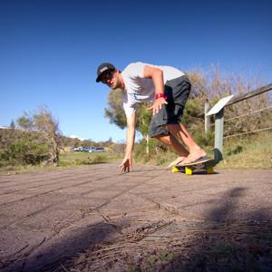 Dolpin Cruiser Longboard   SmoothStar Surf Skateboards