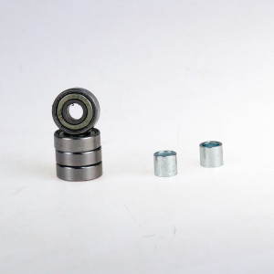 ABEC 5 Bearings | SmoothStar Skateboards for Surfers
