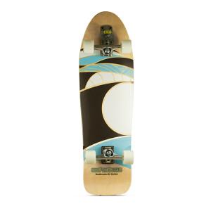 main view SmoothStar manta ray surf skate 35.5